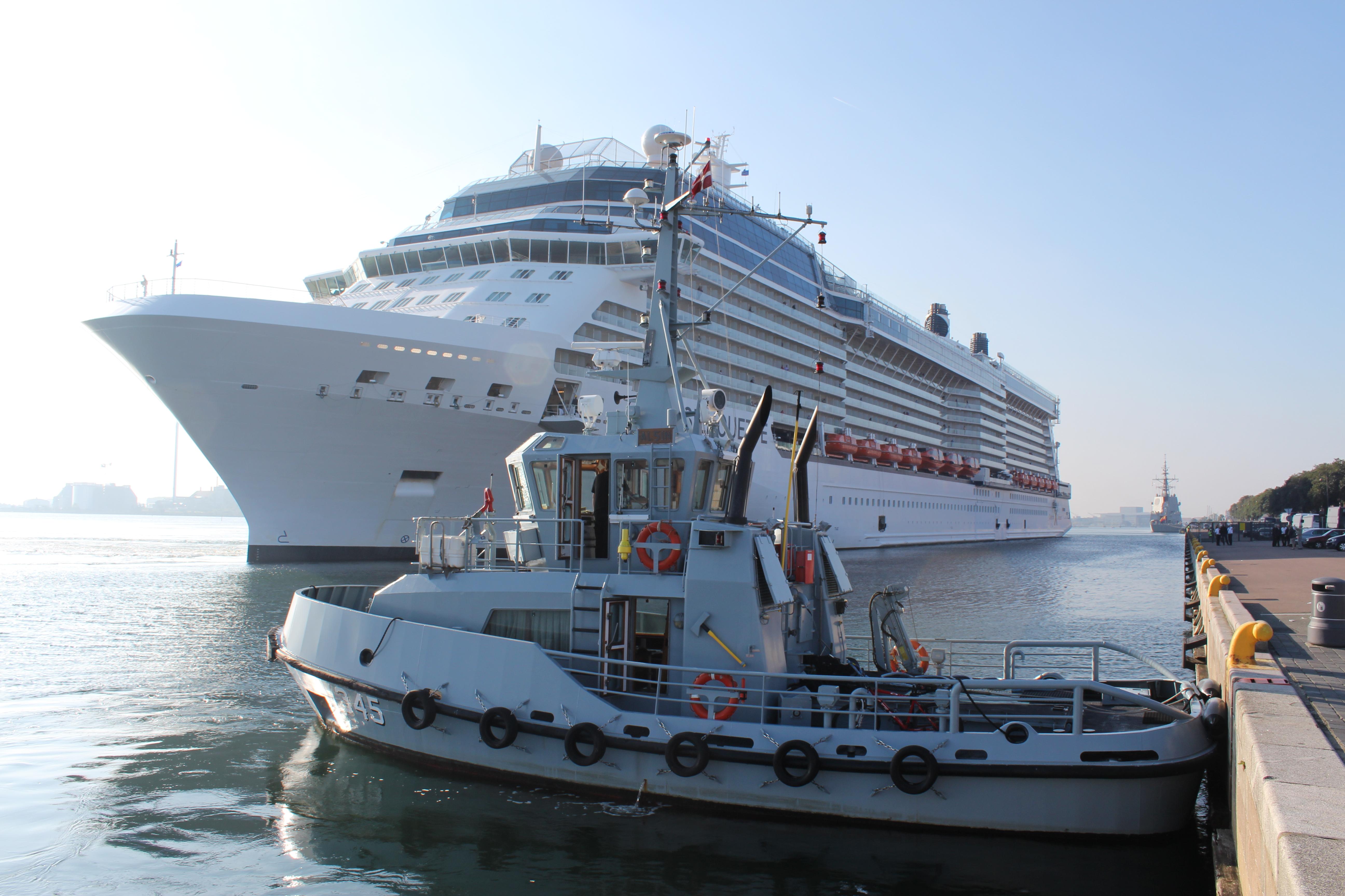 Danske Maritime - krydstoger en eksportsucces