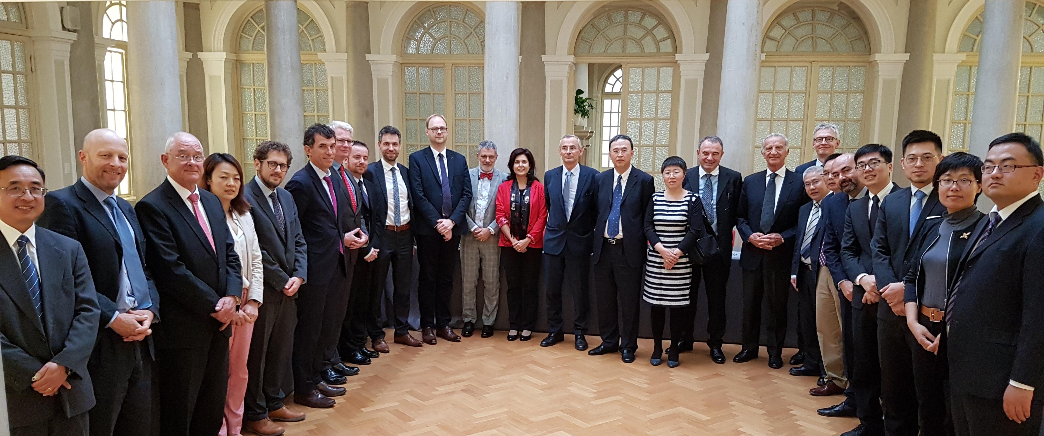 Danske Maritime deltager ved europæisk kinesisk dialogmøde