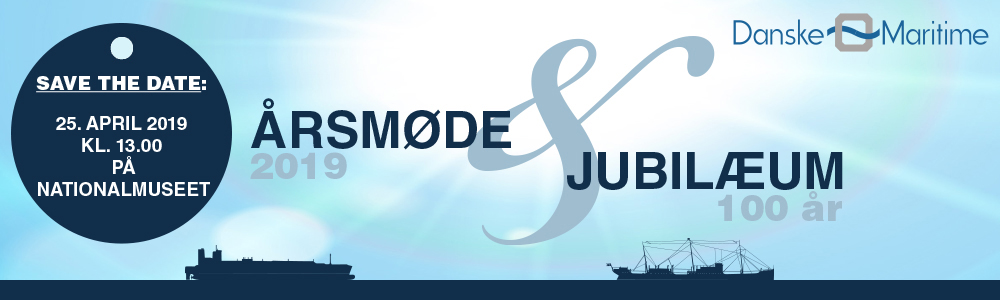 Danske Maritimes 100-års jubilæum