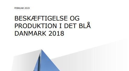 Beskæftigelse og produktion i det blå danmark feb 2019