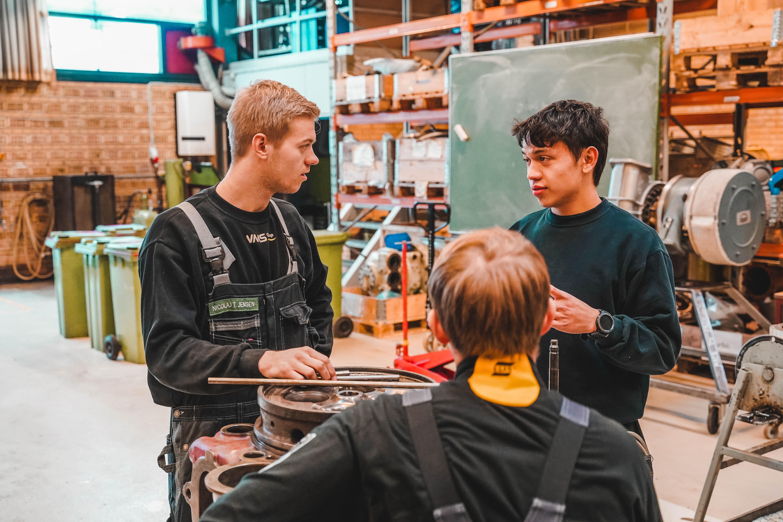 Innovation camp Svendborg Stolthed i Erhvervsuddannelserne