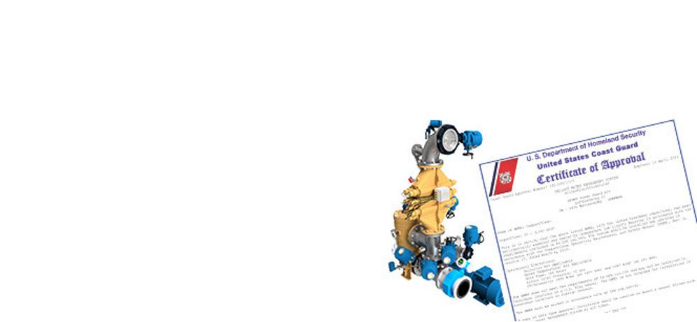 DESMI Ocean Guard A/S har endelig fået godkendt sit ballastvandssystem
